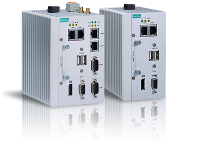 Moxa lansează computerul industrial pentru aplicații de automatizare MC-1100