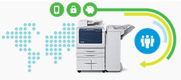 Xerox oferă servicii MPS clientilor Comservice