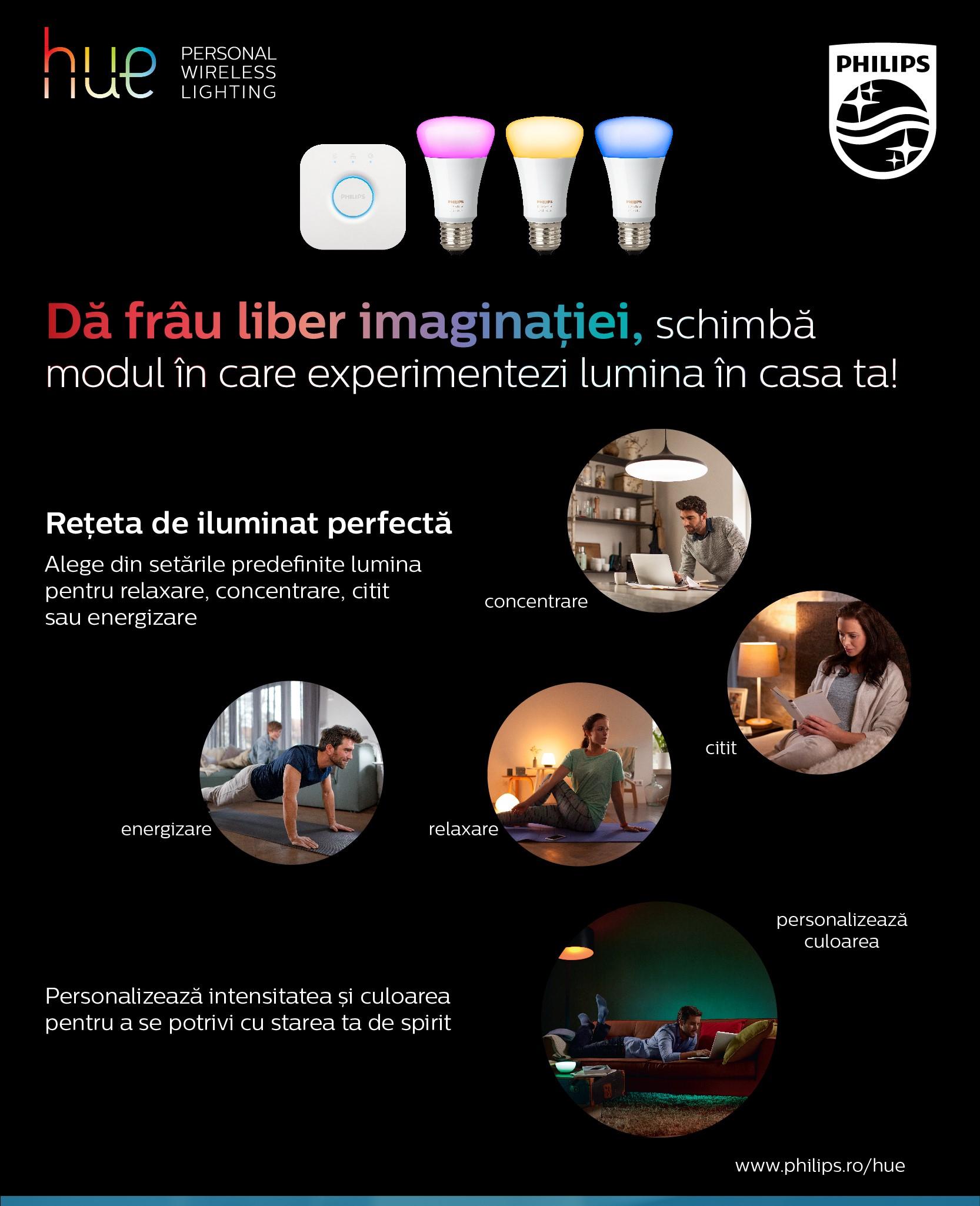 Philips Lighting pune în lumină soluțiile smart la BtechWeek