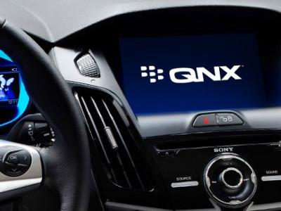 BlackBerry ajută Ford să dezvolte mașini autonome