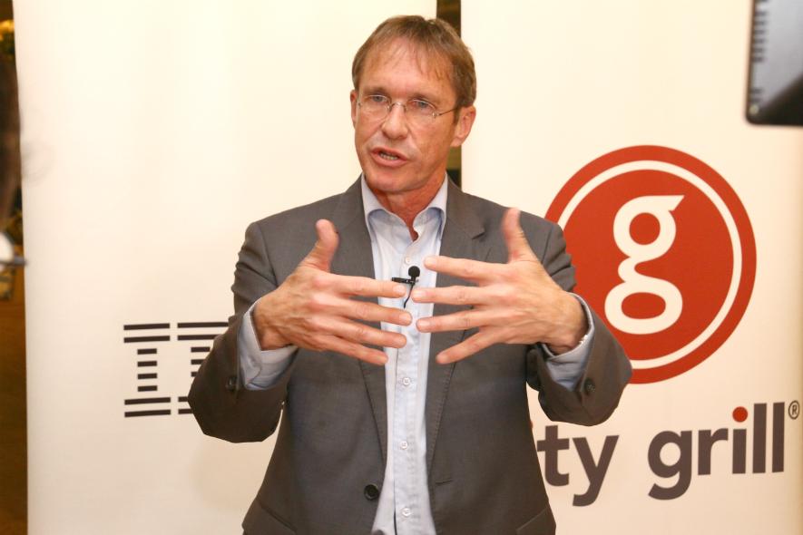 "IBM Romania si City Grill Group au oferit o demonstratie de ""gatit inteligent"" cu aplicatia IBM Chef Watson"