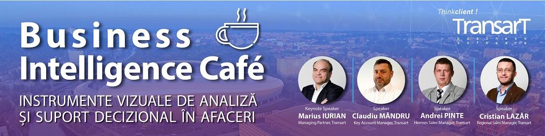 Transart Business Intelligence Café