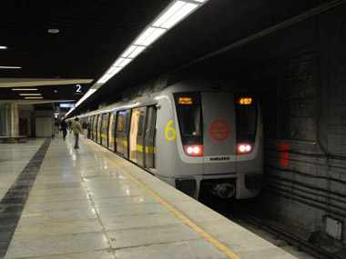 Prevenirea accidentelor in statiile de metrou