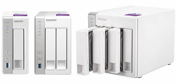 QNAP a lansat  o serie NAS ideală pentru acasă