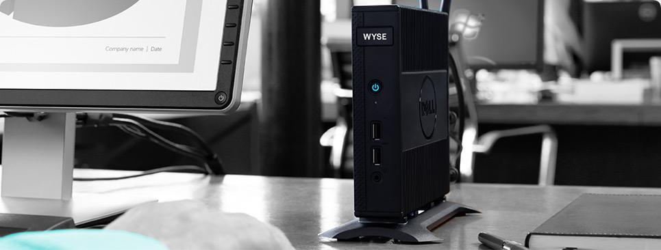 Dell Wyse 5060, un echipament thin client quad core de înaltă performanţă