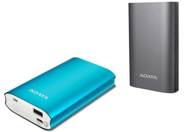 Noul power bank ADATA A10050QC