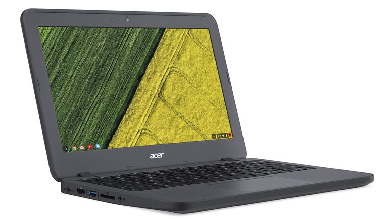 Acer Chromebook 11 N7 (C731) – soluția inteligentă  pentru sălile de clasă