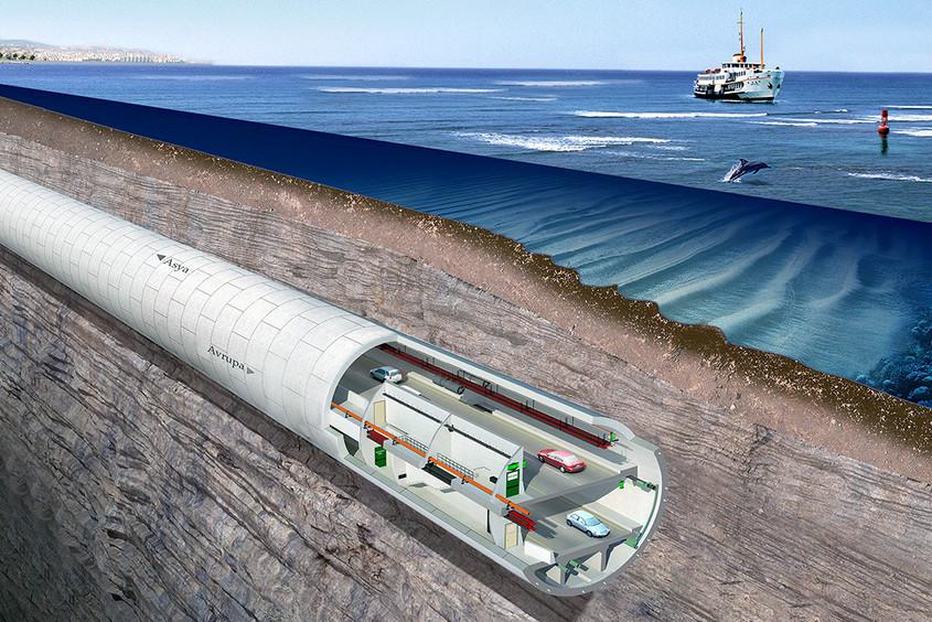 Soluția LIVE de la Asseco SEE va fi implementată în Proiectul Tunelului Eurasia din Turcia