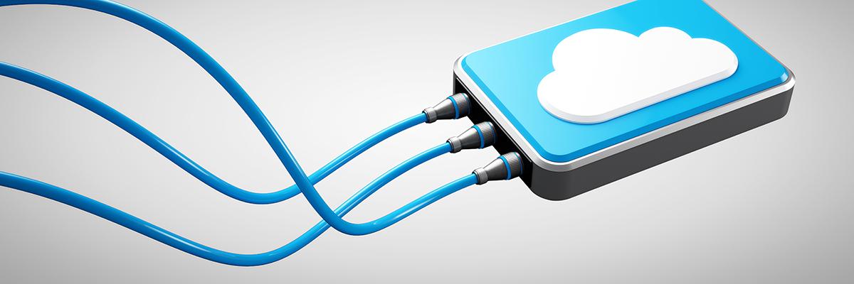 Utilizarea cloud pentru stocarea de date