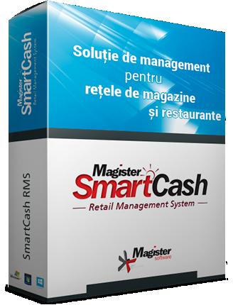 SmartCash RMS 2017, solutie software pentru comercianti