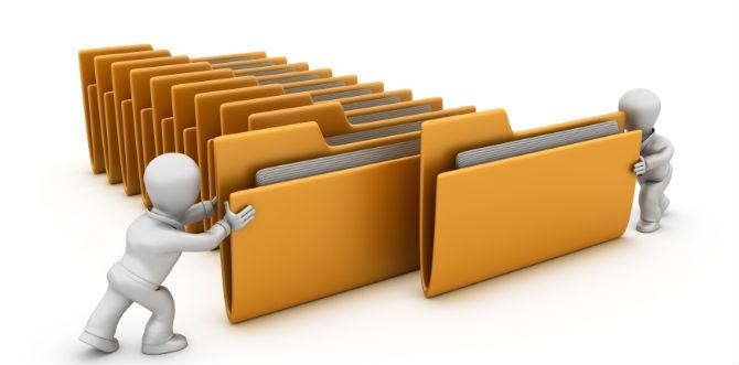 Sistemele de fișiere vs. bazele de date