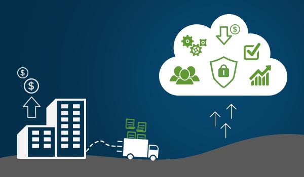 Tranziția de la centrul de date local către cloud