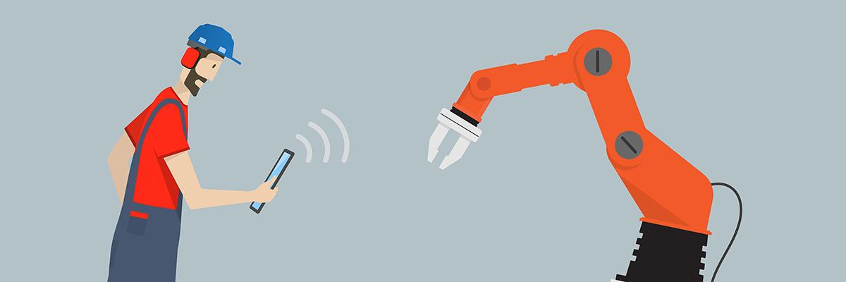Angajații sunt pregătiți mental pentru a fi înlocuiți de roboți