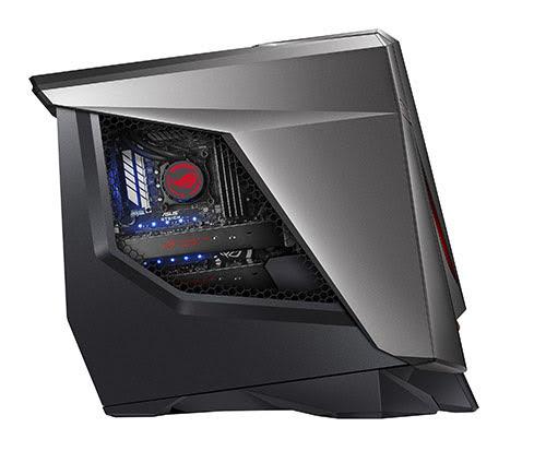 Desktopul ASUS GT51CH cu procesoare Intel Core i7 din a șaptea generație