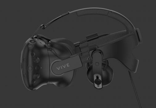 HTC VIVE anunta preturile si disponibilitatea pentru ViveTracker si Vive Deluxe Audio Strap