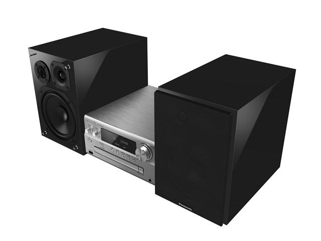 Cele mai noi sisteme HiFi cu CD de la Panasonic ridică la un alt nivel calitatea audio de înaltă rezoluție