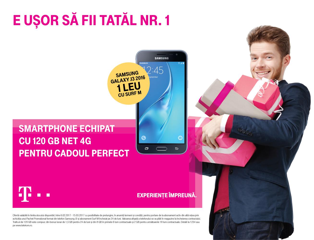 Noile oferte Telekom de primavara postpaid si prepaid