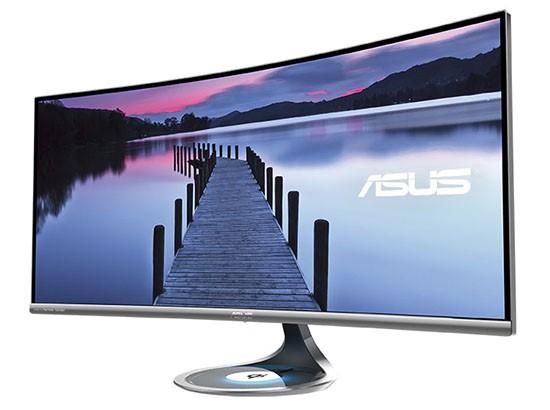 ASUS lansează monitorul curbat Designo Curve MX34VQ