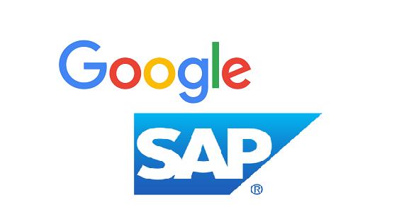 SAP incheie un parteneriat strategic cu Google