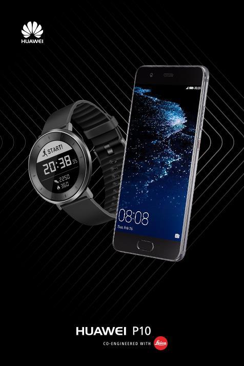 Huawei P10 este disponibil pentru precomandă la  Vodafone România