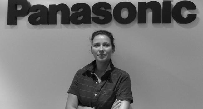 Klara Ufnalewska, PR Manager Panasonic CEE