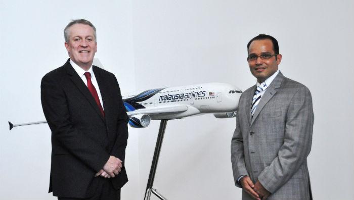 """Malaysia Airlines întăreşte abordarea """"pasagerul mai întâi"""" prin acordul tehnologic de referinţă încheiat cu Amadeus"""