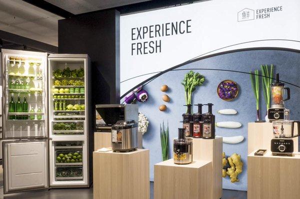 Panasonic - Experience fresh
