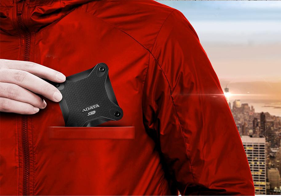 ADATA lanseză un nou SSD extern