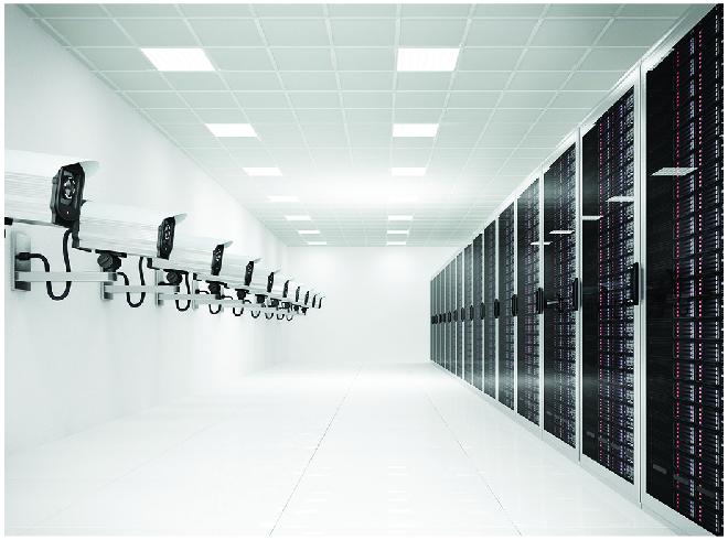 Soluţii împotriva  accesului neautorizat in centrele de date