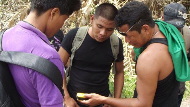 Un trib din Guyana își apără teritoriul utilizând tehnologia