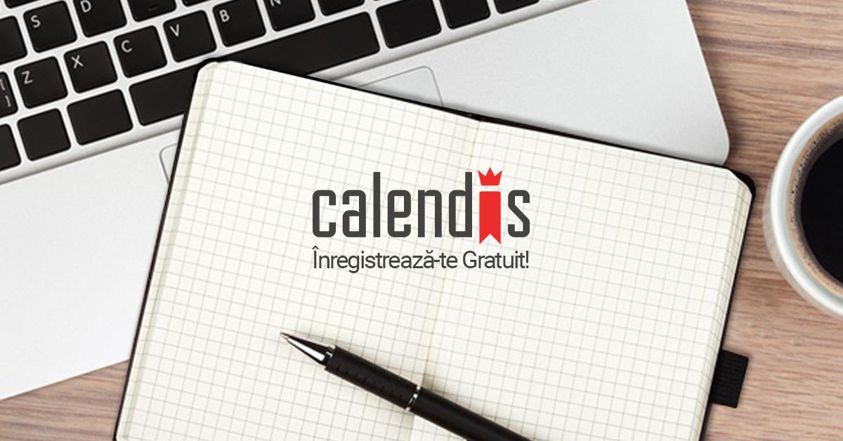 Calendis, una dintre aplicațiile care transformă Cluj-Napoca într-un smart city