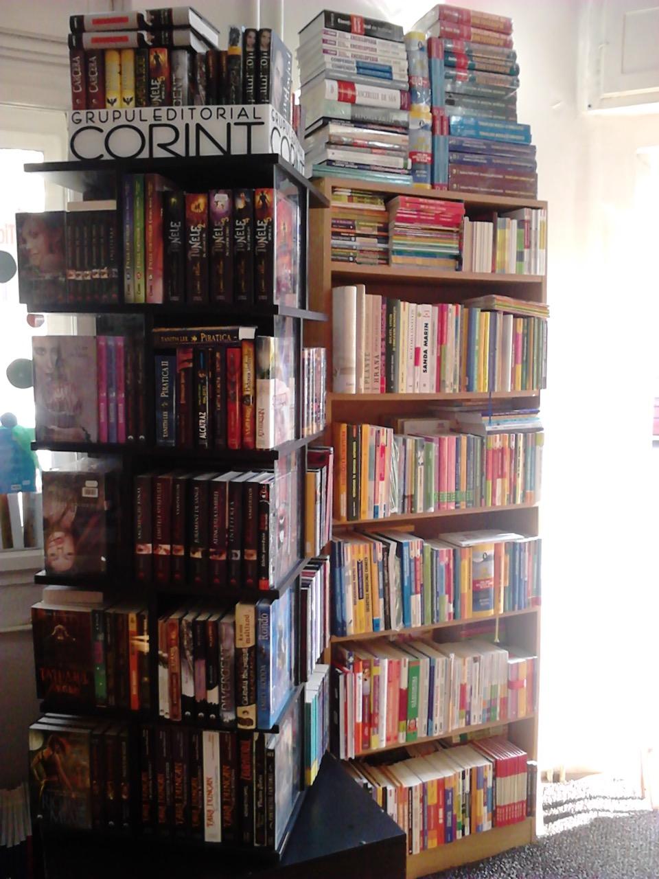 Ordine în cărți