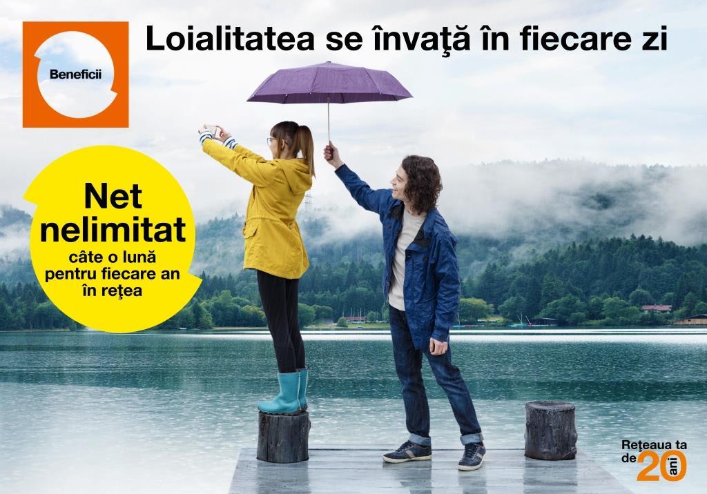 Noua ofertă Orange aduce minute și internet utilizabile național și în roaming