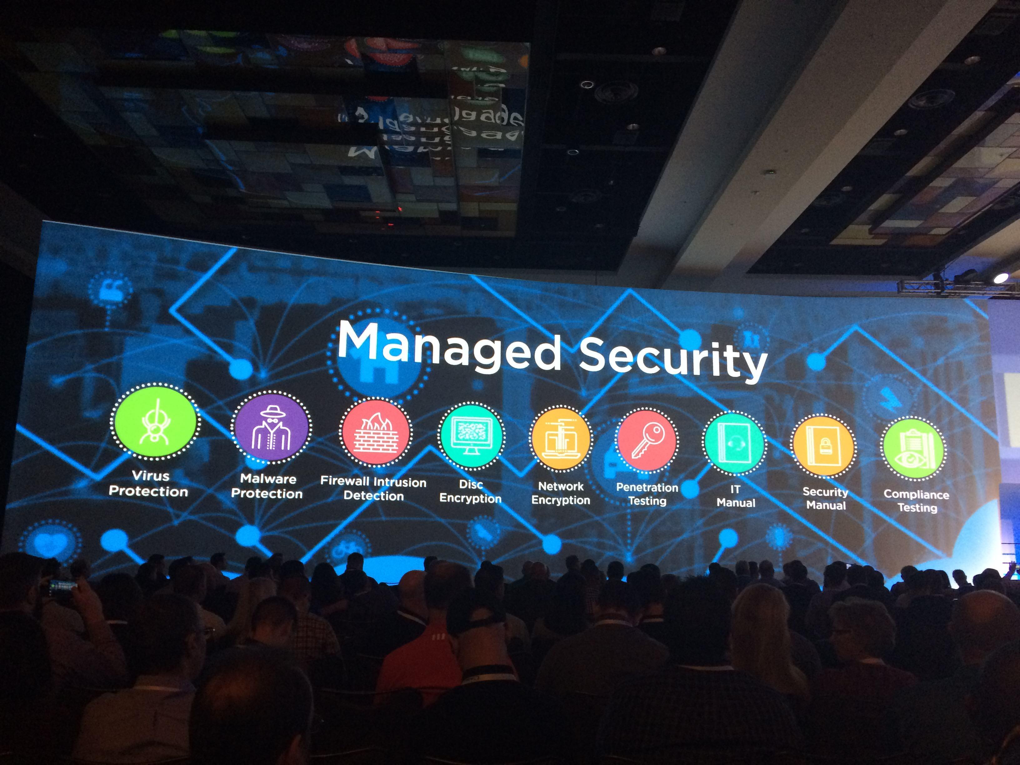 Un nou program pentru furnizorii de servicii de  securitate administrate (MSP)