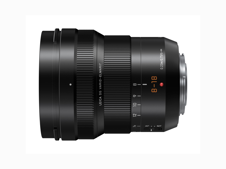Nou obiectiv superangular Panasonic cu zoom pentru imagini de înaltă calitate