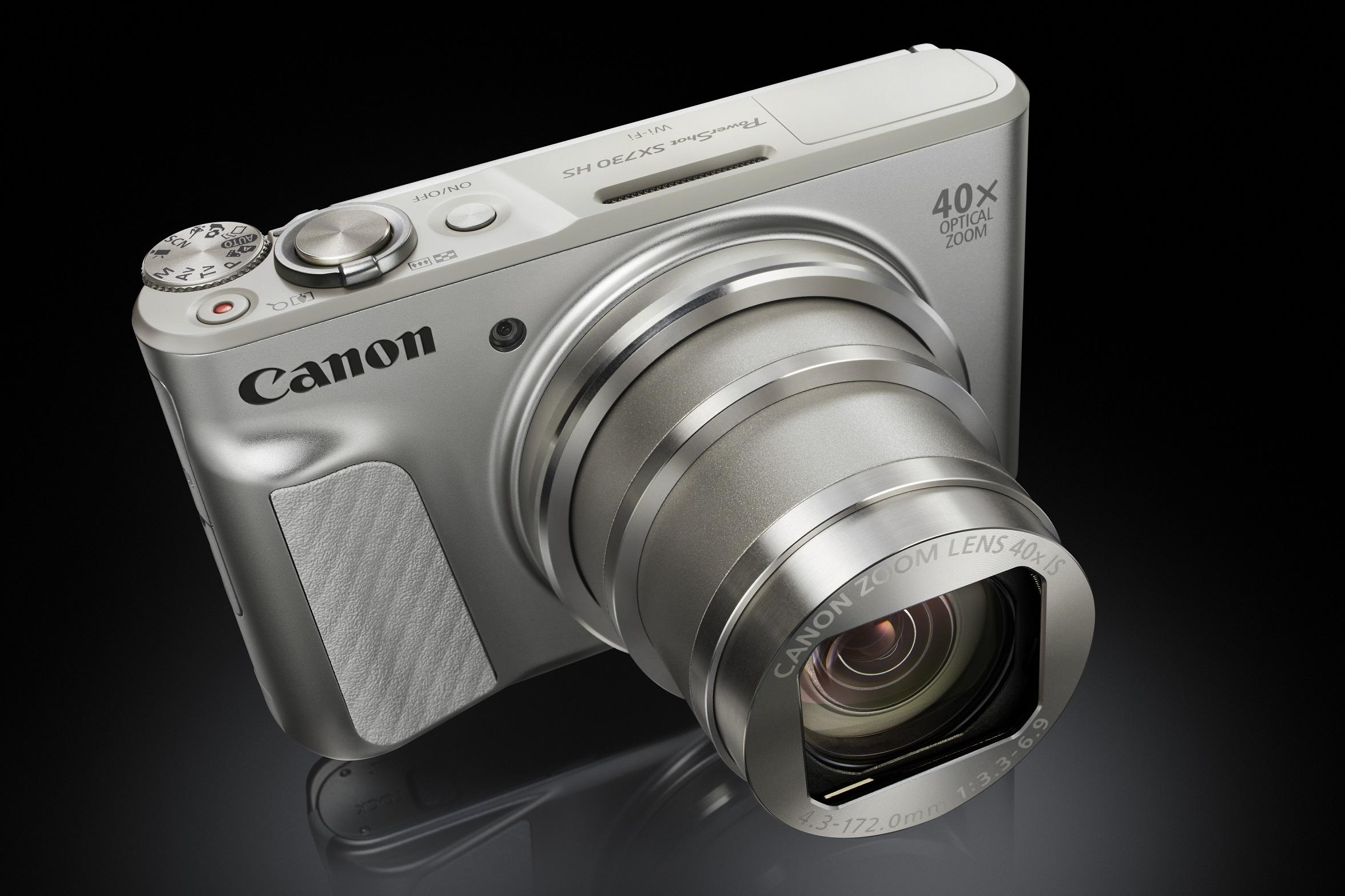 Surprindeţi aventura cu noul Canon PowerShot SX730 HS
