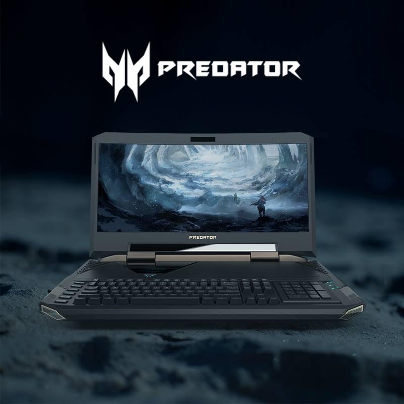 Acer Predator 21X în România