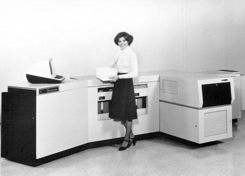 4 decenii de imprimare laser