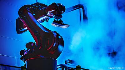 adidas și Siemens vor să colaboreze în domeniul producției digitale a articolelor sportive