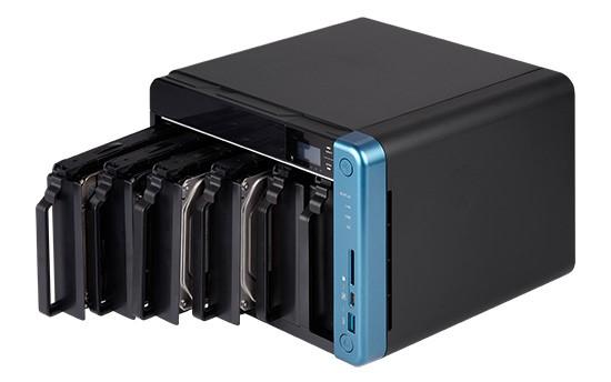 QNAP a lansat seria NAS TS-x53B cu USB-C QuickAccess și slot de extensie PCIe
