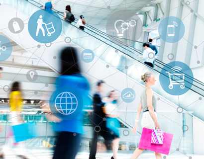 Investitii in tehnologii IoT pentru a imbunatati experienta de shopping a clientilor