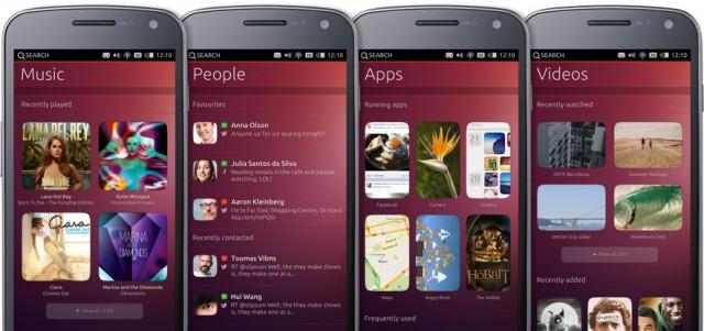 Ubuntu încheie proiectul de unificare a aplicațiilor pe care le dezvoltă