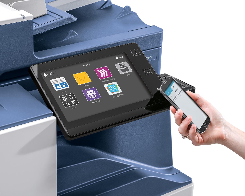 Un nou multifunctional pentru volumele mari de imprimare