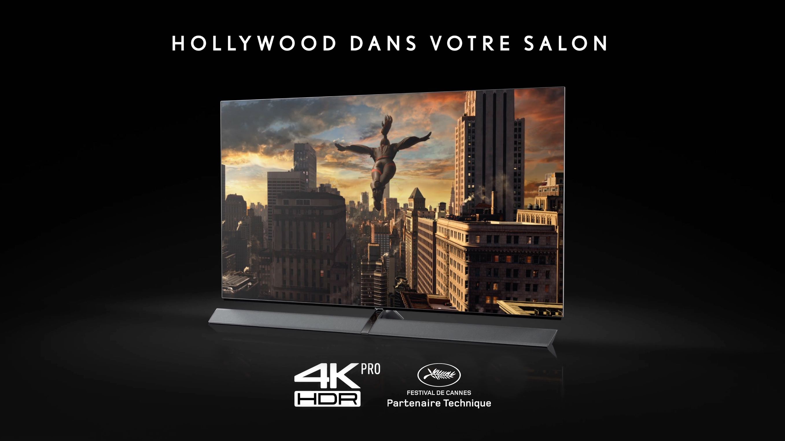 Panasonic – Partener tehnic oficial la Festivalul de Film de la Cannes