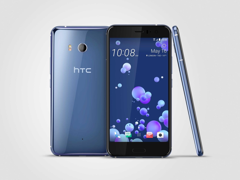HTC U11 va fi disponibil pentru precomanda la Vodafone Romania
