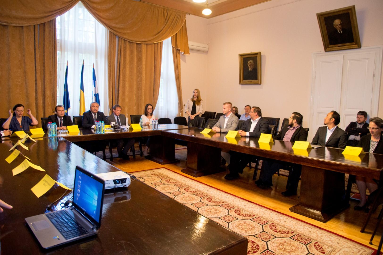 IBM a prezentat rezultatele programului de voluntariat IBM Corporate Service Corps în România