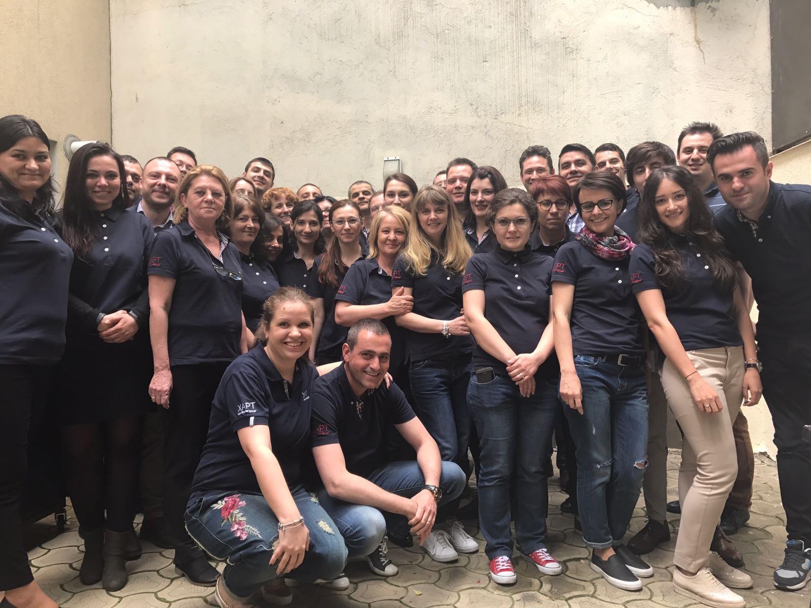 XAPT Solutions are 20 ani de existenta in Romania