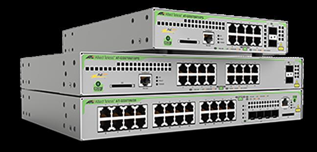 Allied Telesis anunţă seria CentreCOM® GS970M de switch-uri gigabit ethernet gestionate la nivelul layer 3