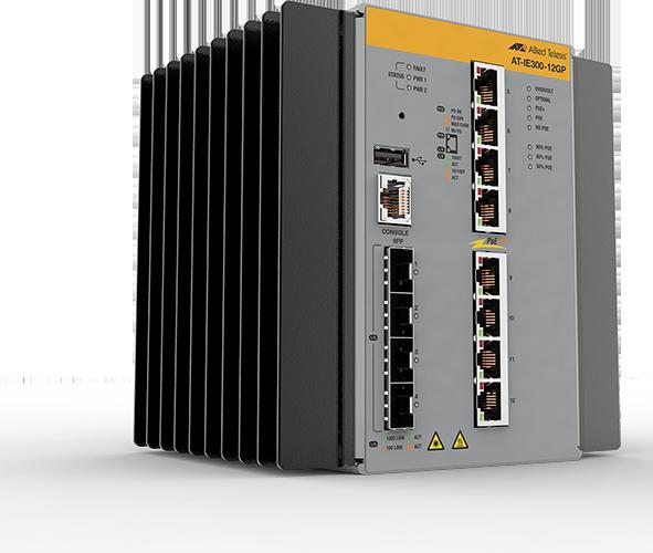 Switch-ul industrial IE300 de la Allied Telesis câştigă premiul pentru cel mai bun produs hardware nou la competiţia Network Computing Awards 2017