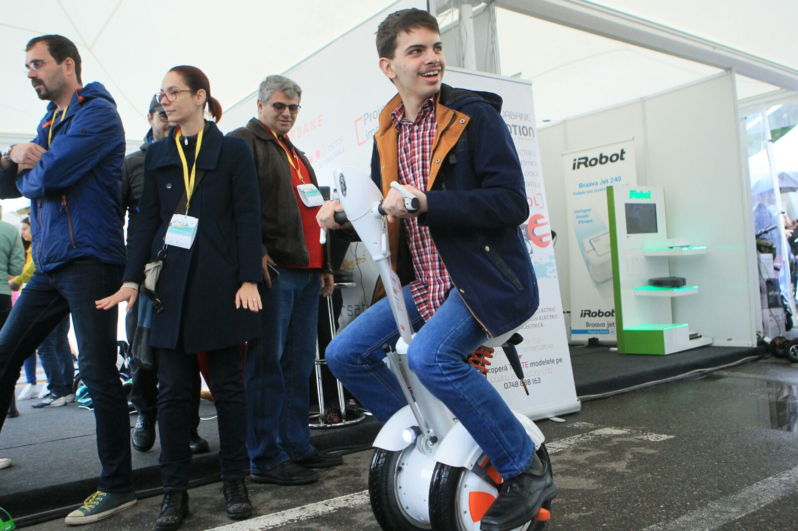 Cele mai bune momente din Bucharest Technology Week 2017